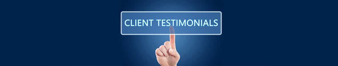 credit repair testimonials